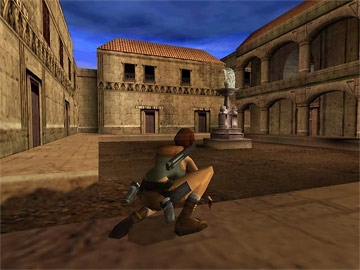 Tomb Raider IV: The Last Revelations Screenshot