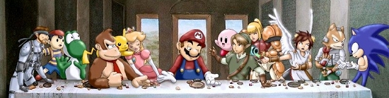 Nintendo' Last Supper
