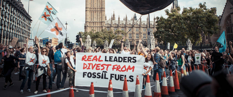 "Fossil Free UK – Divest Parliament Campaign (<a href=""https://gofossilfree.org/uk/divest-parliament/"">GoFossilFree.org/uk/divest-parliament</a>"